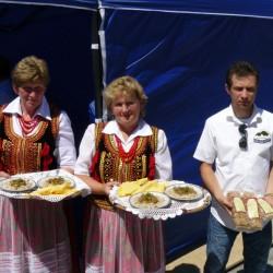 LGD na Małopolskim Festiwalu Smaku