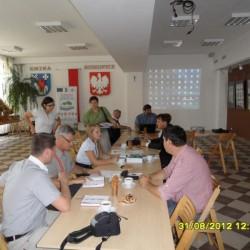 Spotkanie na temat symulacji LSR 2014-2020
