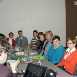 Wizyta studyjna delegacji z Finlandii