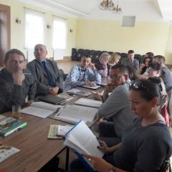 Relacja ze szkolenia małe projekty oraz odnowa i rozwój wsi