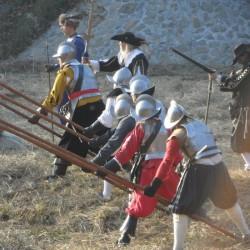 """Inscenizacja """"Bitwy pod Chocimiem 1621"""""""