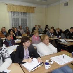 Relacja ze  szkolenia z zakresu małych projektów oraz odnowy i rozwoju wsi