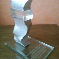 """LGD """"Dolina Raby"""" zdobyła II miejsce w ogólnokrajowym konkursie Samorządowy Lider Zarządzania 2014"""