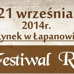 Zapraszamy na IV Festiwal Rosołu!