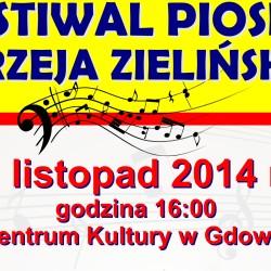 III Festiwal Piosenek Andrzeja Zielińskiego