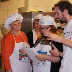 Relacja z warsztatów kulinarnych i rękodzielniczych