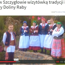 KGW w Szczygłowie wizytówką tradycji i kultury Doliny Raby