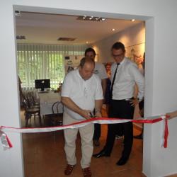Otwarcie Muzeum Książki Kucharskiej i Kulinarnej