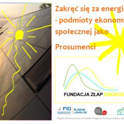 """""""Zakręć się za energią"""" przewodnik na temat Odnawialnych Źródeł Energii"""