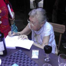 Spotkanie autorskie z Marią Stangret-Kantor – zdjęcia ze spotkania