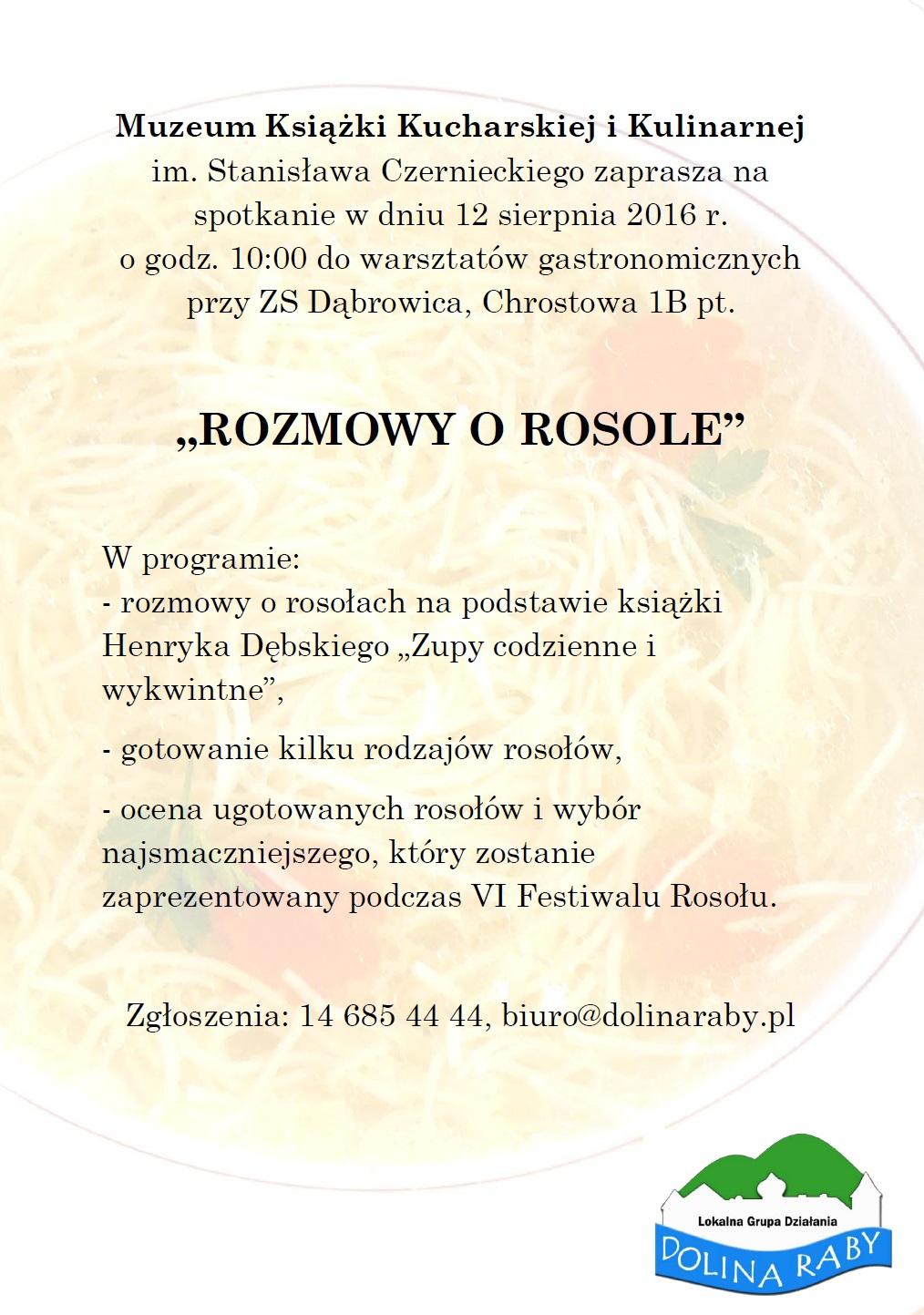 Zaproszenie_rosoły