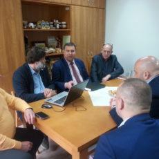 Spotkanie z Dyrektorem OR ARiMR w Krakowie