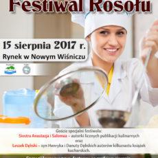 VII Festiwal Rosołu – zapowiedź oraz regulamin konkursu