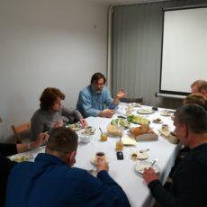 Posiedzenie Zarządu LGD