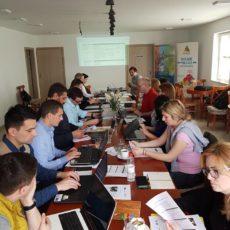 Warsztaty szkoleniowe w projekcie TELI2 w ramach Programu Erasmus+ na obszarze LGD
