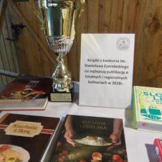 Rozstrzygnięcie konkursu im. St. Czernieckiego na najlepszą publikację kulinarną w 2018 r.