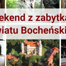 Weekend z Zabytkami Powiatu Bocheńskiego