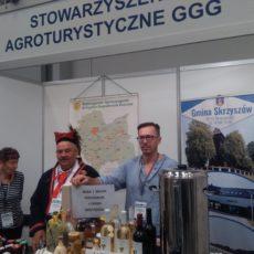 Promocja na Targach Seniora w Krakowie