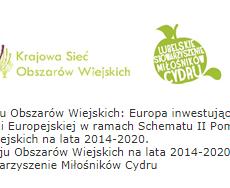 """Zaproszenie do udziału w projekcie pn. """"Pod znakiem jabłecznika-dobre praktyki przetwórstwa owoców w UE"""""""