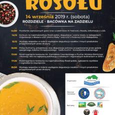 IX Festiwal Rosołu – Zaproszenie