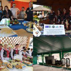 """Zrealizowanie projektu grantowego pn. """"Promocja tradycyjnej żywności z obszaru LGD Dolina Raby"""""""